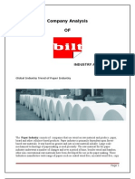 BILT_ CompanyAnalysis .Doc093482934