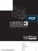 GoPro3 User Guide