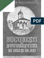 Bucuresti si bucurestenii-Victor Bilciurescu