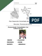 Plan de Desarrollo Concertado de Morcolla