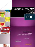Marketing Mix Caso Real Maylari Galindez