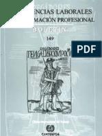 Competencias Laborales en La Formacion Profesional
