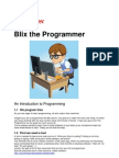 Blix the Programmer
