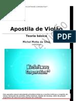 Apostila de Violão (Por Michel)