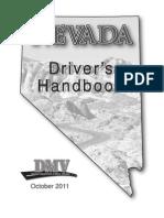 NEVADA Drivers Handbook -2013