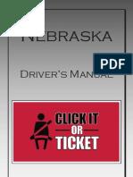 Nebraska Drivers Manual -2013