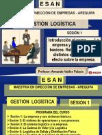 GESTIàN LOGÖSTICA 01