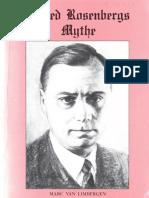 Marc Van Limbergen - Alfred Rosenbergs Mythe