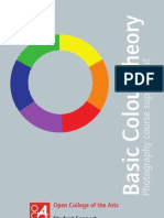 Basic Colour Theory Photog