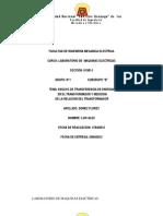 Informe 2 de Mquinas Electricas