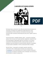 Aprenda a aprender em 5 passos simples.pdf