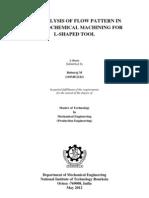 cfd analysis of flow pattern