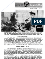 Citizens Committee to Save Elysian Park - Newsletter Number 061 - December 9, 1974