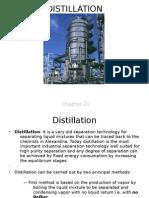 distilation