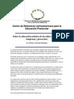 Centro de Referencia Latinoamericano para la Educación Preescolar