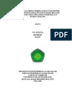 06110192-Penggunaan Media Pembelajaran Elektronik Dalam Meningkatkan Kualitas Hasil Belajar Siswa Pada Mata Pelajaran Fiqih Kelas X