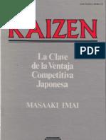 Kaizen - Masaaki Imai (Minimo)