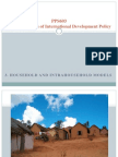 03. Household and Intrahousehold Models