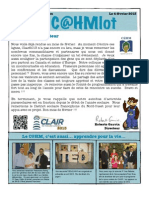 Bulletin février 2013