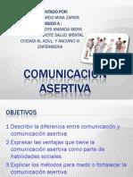 COMUNICACIÓN ASERTIVABN