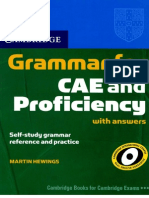 Grammar for CAE & CPE