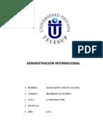 Administracion Internacional