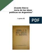 Vicente Sierra-Historia de las ideas polìticas argentinas-de Rosas a Peròn