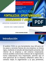 Matriz Foda Trabajo Grupal 19.11.12