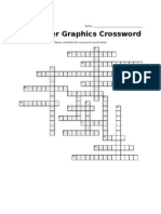 Computer Crossword