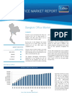 Bangkok Office Market Report Q4 2012