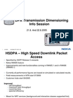 HSDPA Dimensioning