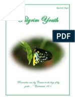 pilgrim youth - issue 27 october 2012