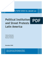 Political Institutions and Street Protests in Latin America Copia