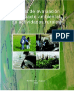 Manual Estudio de Impacto Ambiental