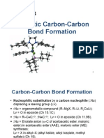Catalytic Carbon-Carbon Bond Formation