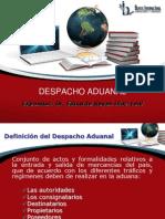 Despacho Aduanal (Ci)