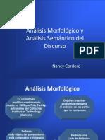 Analisis Semantico Del Discurso