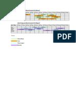 Jadual penggunaan makmal komputer 2013