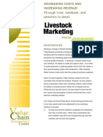Livestock Marketing