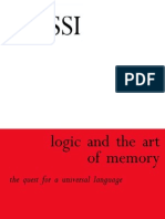 Logic and the Art of Memory
