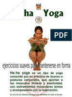 55468301 Hatha Yoga 21 Posturas Corporales Para Aportar Elasticidad y Firmeza Muscular