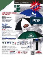 PPAIExpo2013 Stromberg Umbrella super sale items