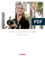 canon success story