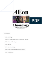 AEon Chronology 2013 Jan 23rd