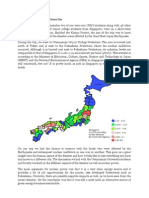Radiation in Japan; 2 Years On.