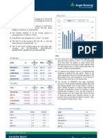 Derivatives Report, 28th January 2013