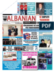 The Albanian Newspaper London 25th of January 2013