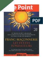 Le Point HS N°24 - La franc-maçonnerie