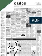 Ecos Diarios Clasificados 28-1-13