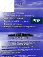 sexual incompatibility